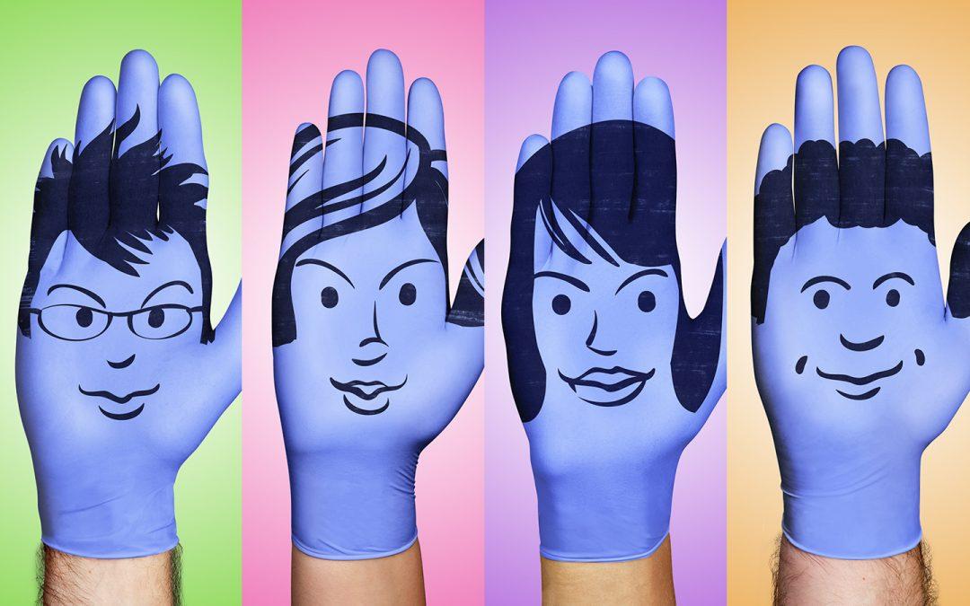 Sempermed Hands